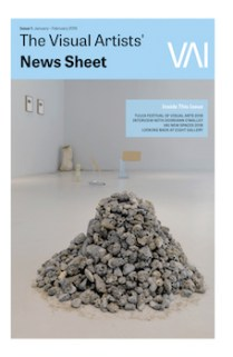 January/February 2019 Issue of the Visual Artists' News Sheet