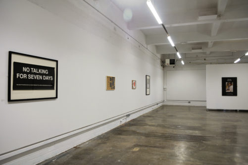 Visual Arts Reading Group with Golden Thread Gallery