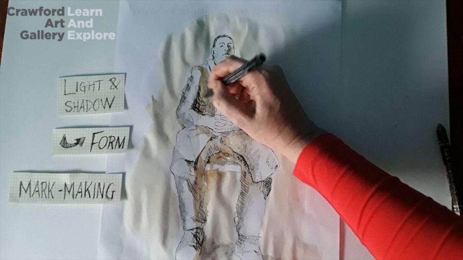 Online Creative Resources for Teens | Crawford Art Gallery Online