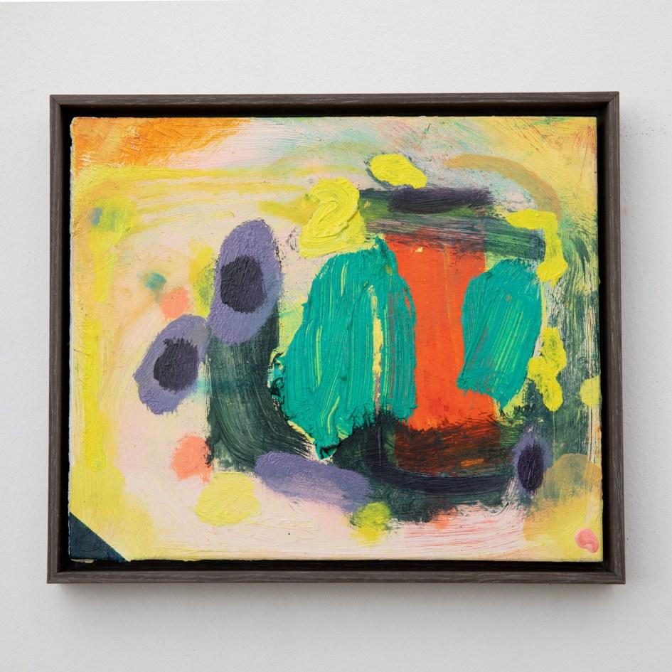 THICKET | Mark Redden at Uxval Gochez Gallery, Barcelona, Spain