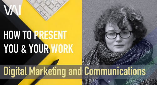 Webinar | Digital Marketing and Communications with Emma Dwyer