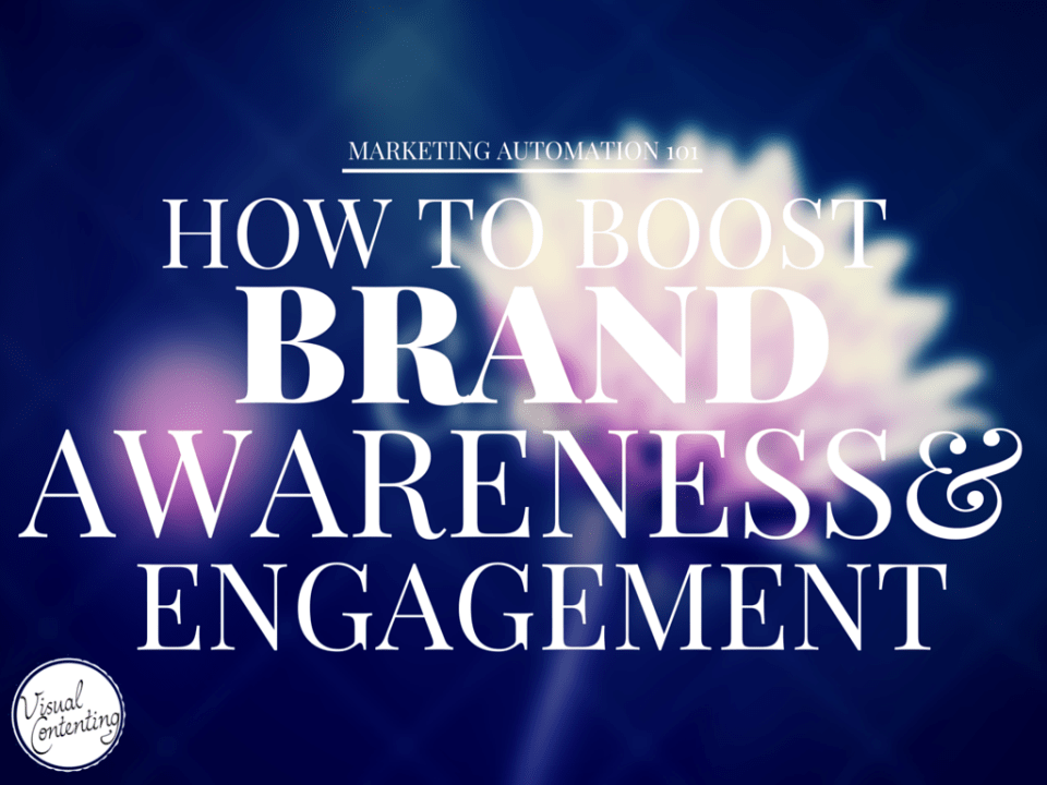 How to Boost Brand Awareness and Engagement with Visual Content  [#mapodcast]