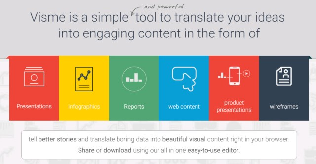 Visual Content Tactics that You Can Create with Visme