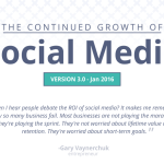 The Continued Growth of Social Media [Infographic]