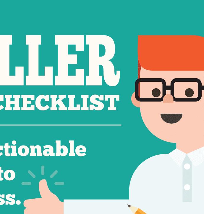 Killer SEO Checklist [Infographic]