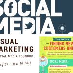 Visual Marketing and Social Media Roundup (May 09 – May 16 2016)