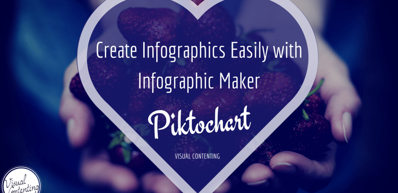 Create Infographics Easily with Infographic Maker Piktochart [#mapodcast]