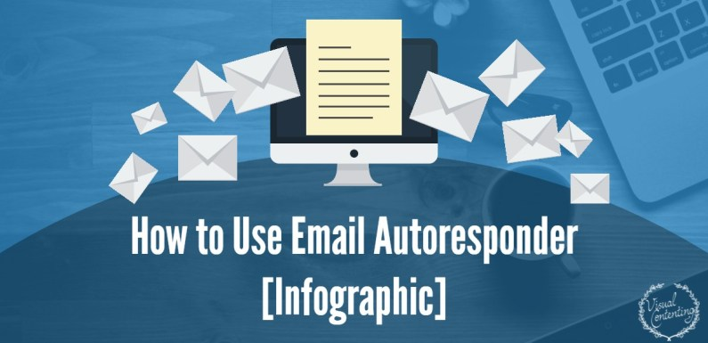 How to Use Email Autoresponder [Infographic]