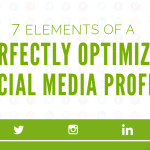 7 Elements of a Perfectly Optimized Social Media Profile [Infographic]