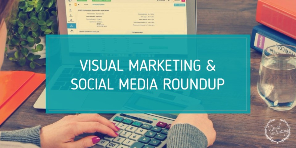 Visual Marketing and Social Media Roundup (September 12 – September 19 2016)