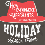 How eCommerce Merchants Can Prepare for 2016 Holiday Season Frauds [Infographic]