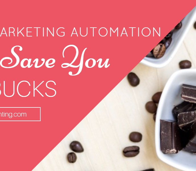 How Marketing Automation Can Save You Big Bucks? [Infographic]