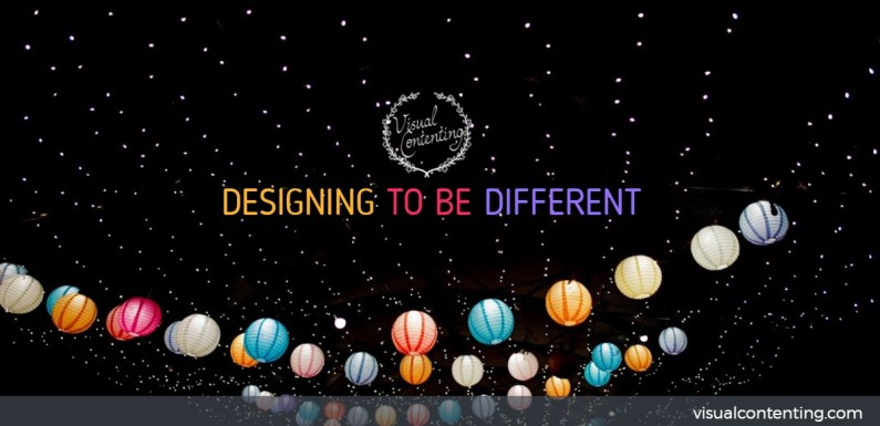 Designing to Be Different