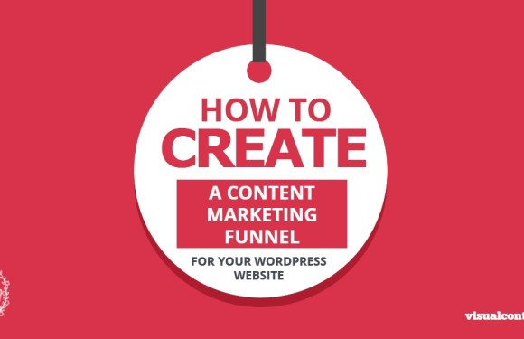 How to Create a Content Marketing Funnel for Your WordPress Website [Infographic]
