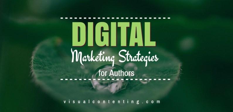 Digital Marketing Strategies for Authors