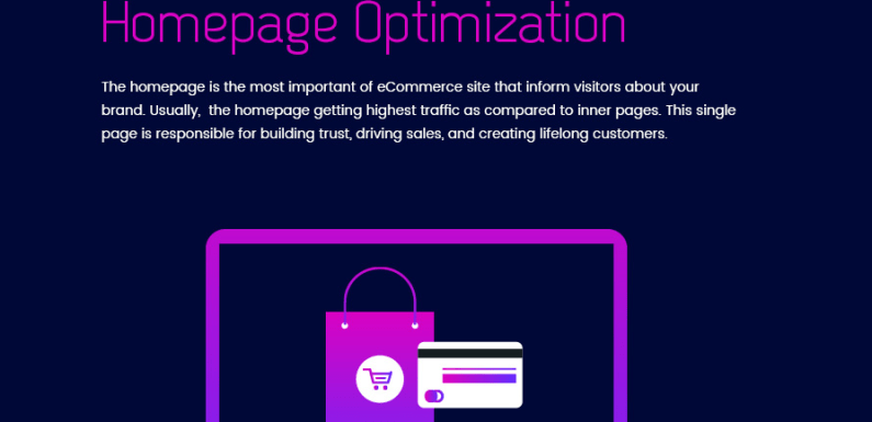 10 Powerful Tips for eCommerce Homepage Optimization [Infographic]