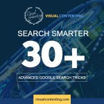 Search Smarter – 30+ Advanced Google Search Tricks [Infographic]