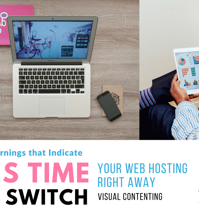 21 Warnings that Indicate It's Time to (Switch) Your Web Hosting Right Away [Infographic]