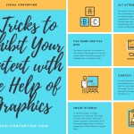 4 Tricks to Exhibit Your Content with the Help of Graphics