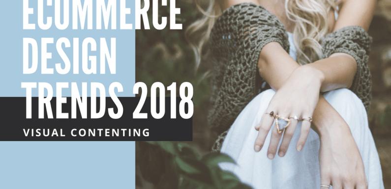 eCommerce Design Trends 2018 [Infographic]