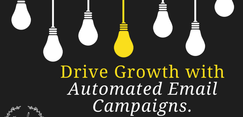 Drive Growth with Automated Email Campaigns