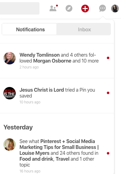 Check Your Pinterest Notifications to Find the Right People to Follow via @ashleykimler