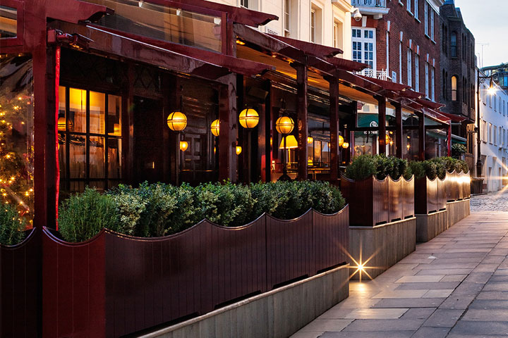 5 Hertford Street London Lighting Design Visual Energy