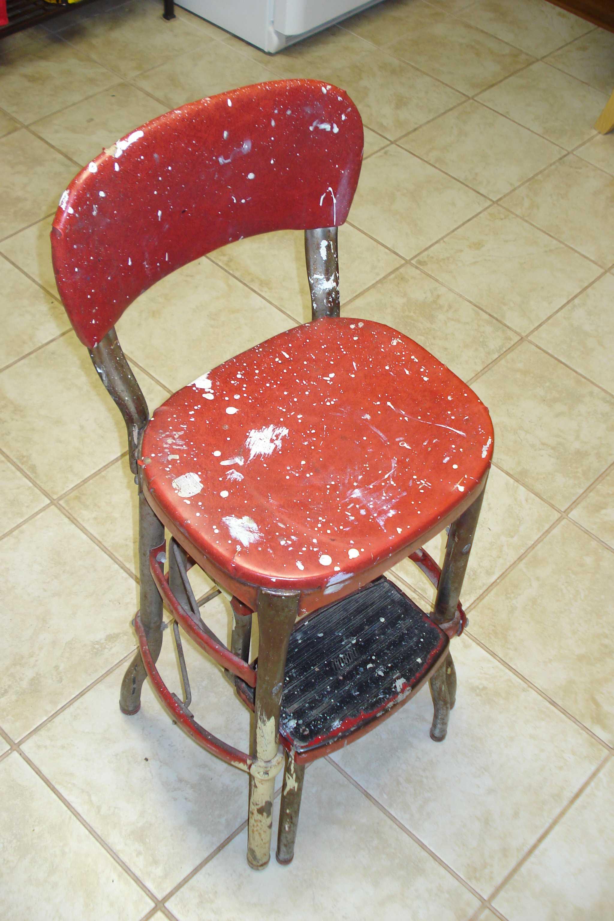 Astonishing Cosco Folding Step Stool Chair Cosco Kitchen Step Stool Spiritservingveterans Wood Chair Design Ideas Spiritservingveteransorg