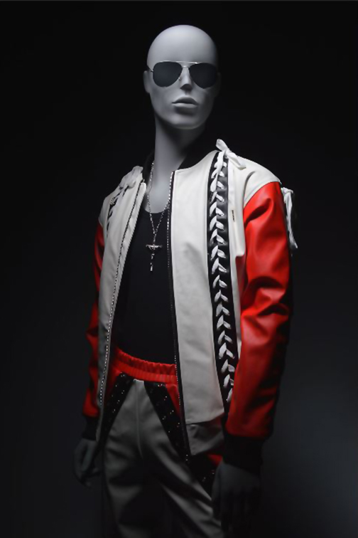 male mannequin Tommy