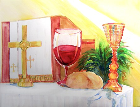 Donated to Richland UMC and sold at Charity Auction