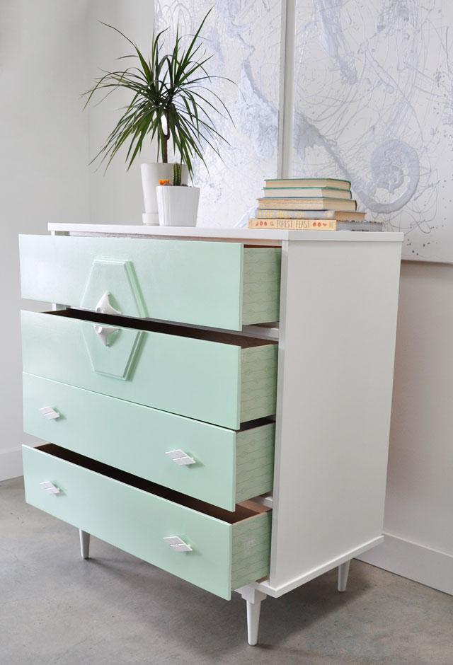 Spray Paint Furniture Ideas