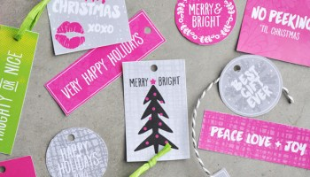 free printable holiday gift tags visual heart creative studio