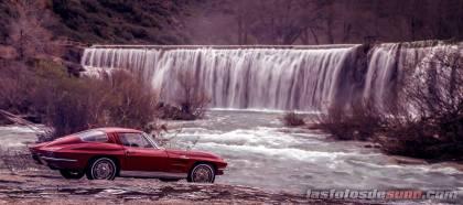35X3 Maqueta escala 118 Chevrolet Corvette Sting Ray'63 by Raul Sunn