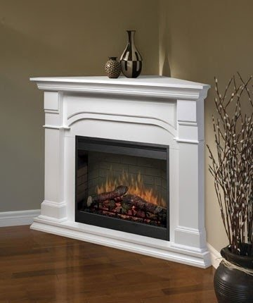 title | Gas Corner Fireplace