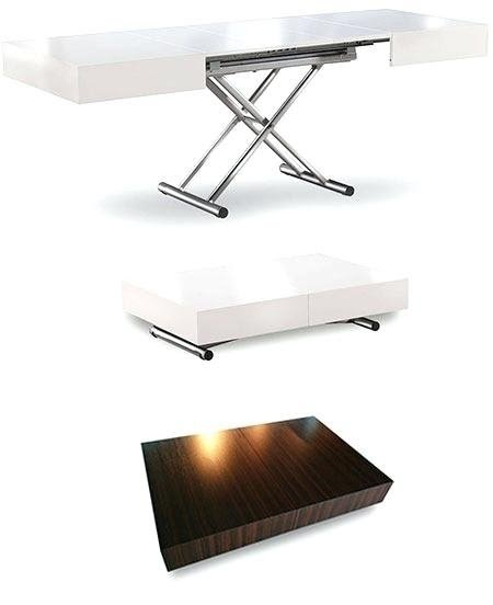 50 amazing convertible coffee table to