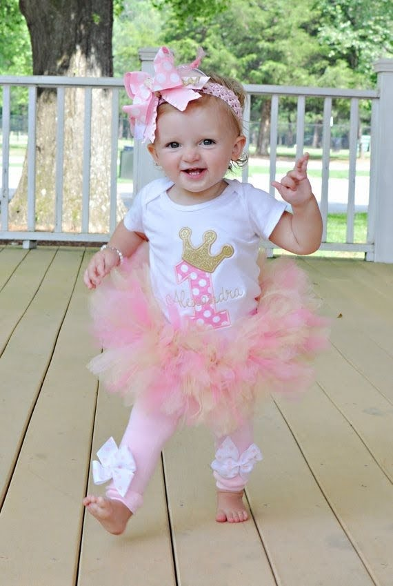 1st Birthday Outfit Girl You Ll Love In 2021 Visualhunt