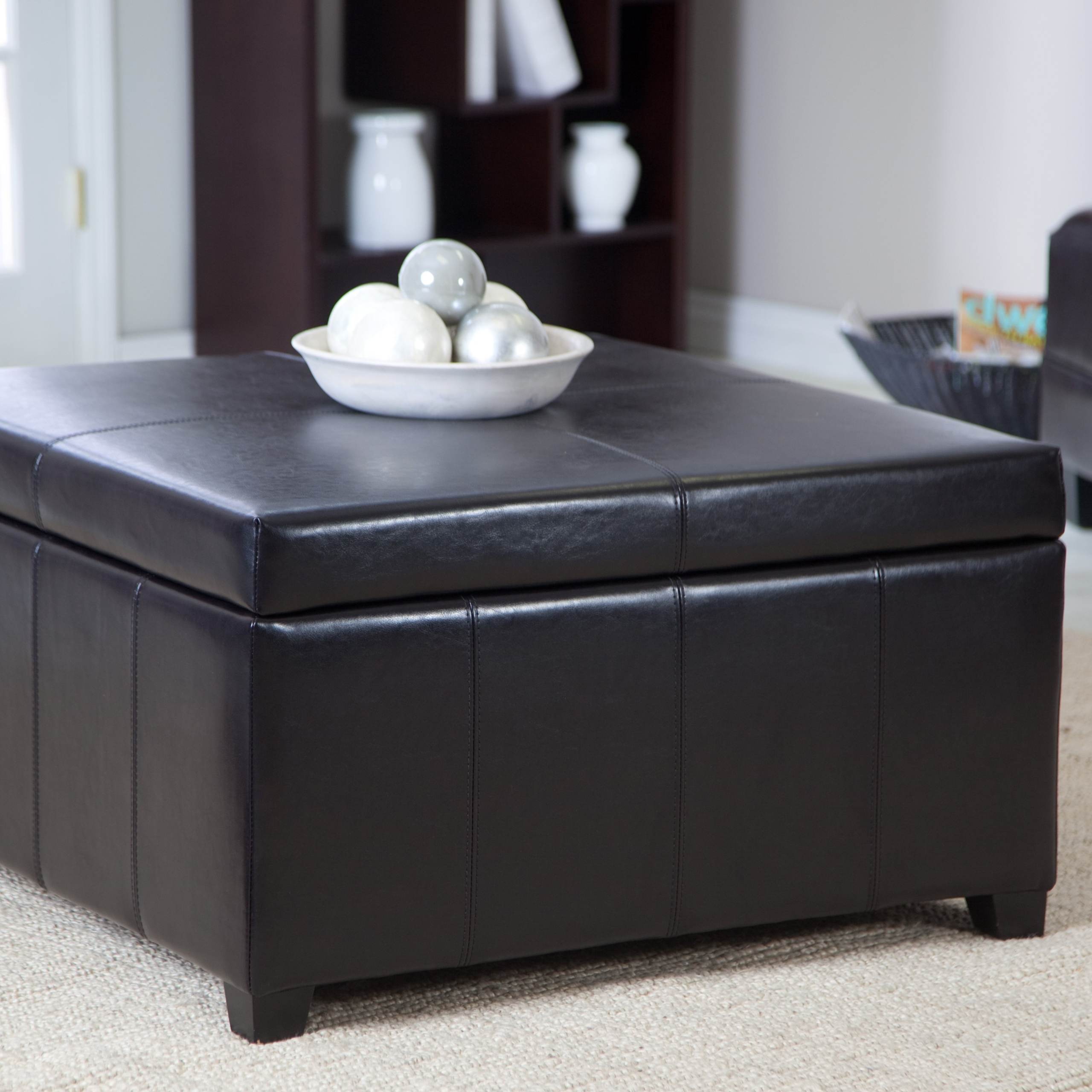 Storage Ottoman Coffee Table You Ll Love In 2020 Visualhunt