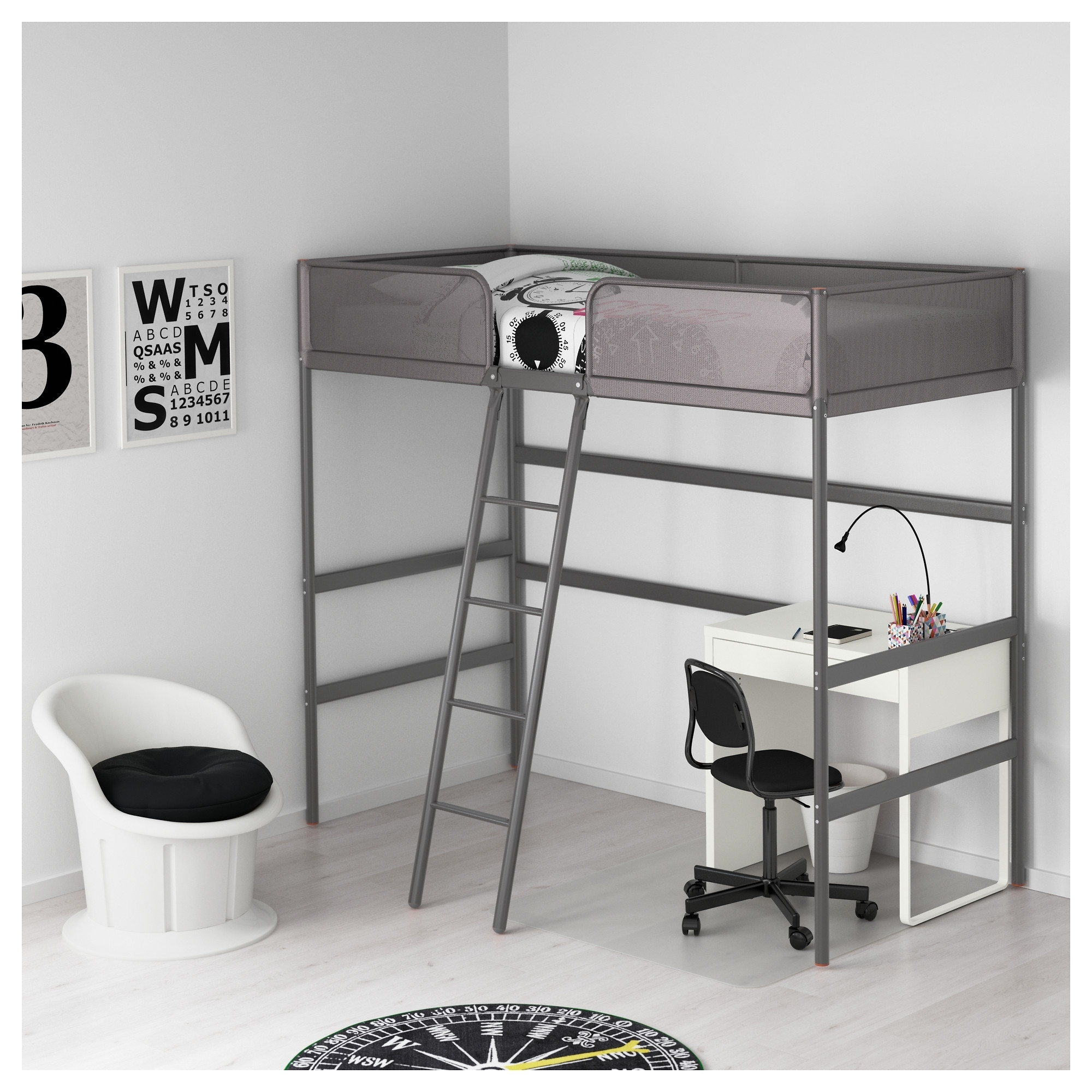 50 Ikea Loft Beds You Ll Love In 2020 Visual Hunt