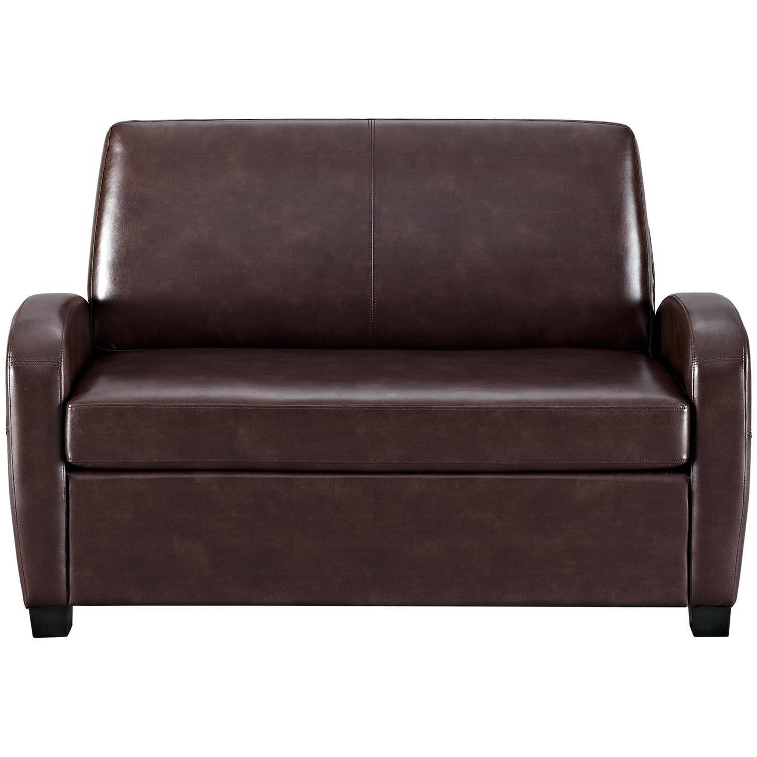 leather loveseat sleepers you ll love