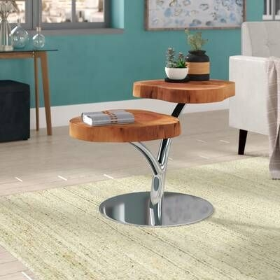 tree stump coffee table you ll love in