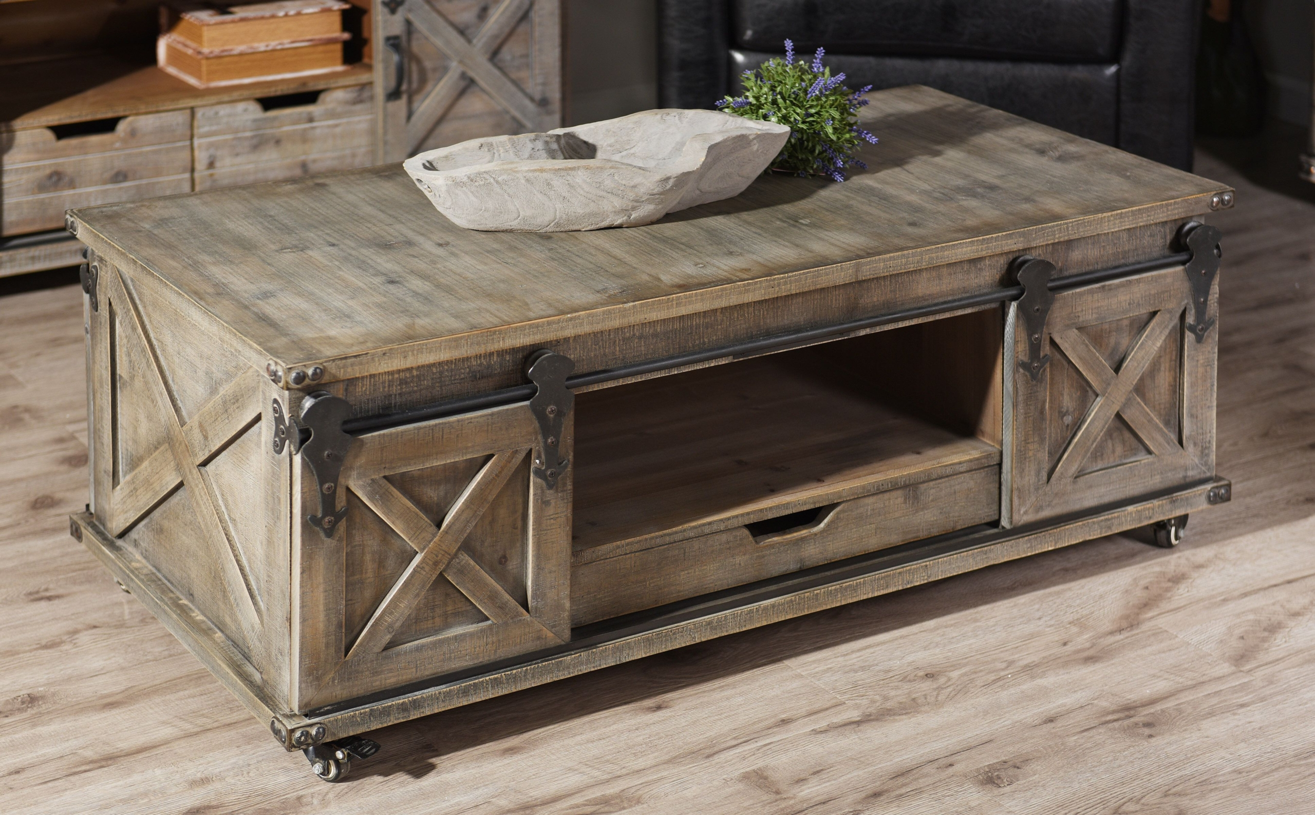 farmhouse coffee table you ll love in