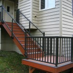 Outdoor Metal Stair Railing Kits You Ll Love In 2020 Visualhunt