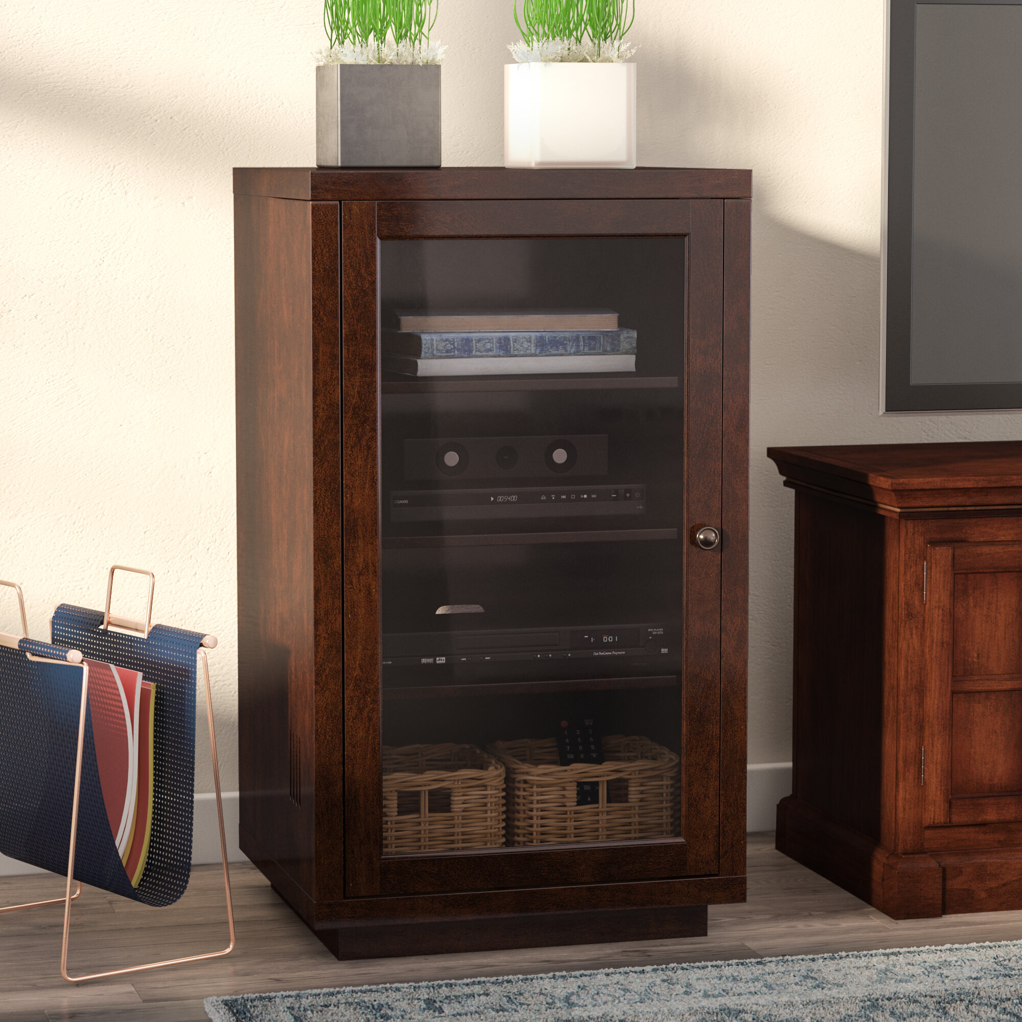 audio component cabinet furniture you