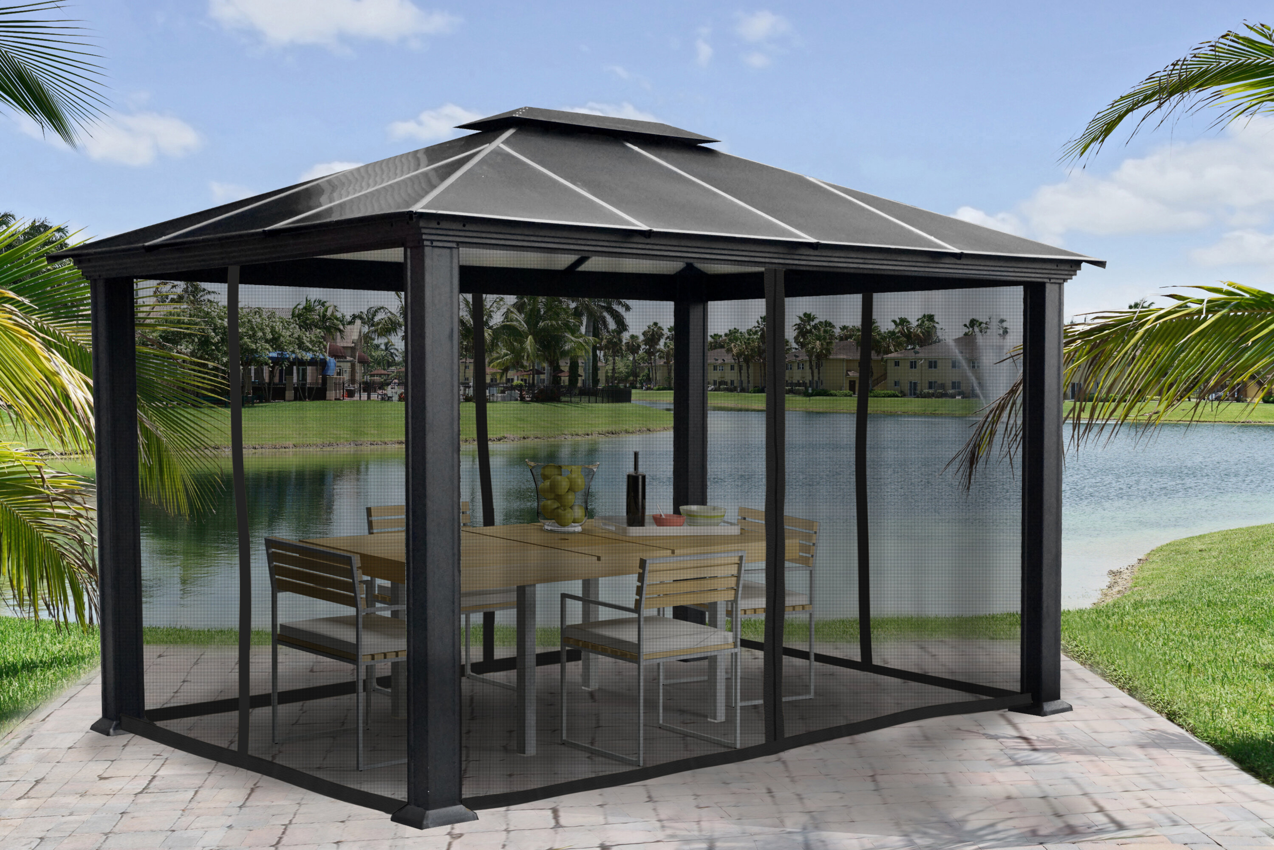 mosquito netting for patio you ll love in 2021 visualhunt