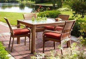 martha stewart patio furniture cushions