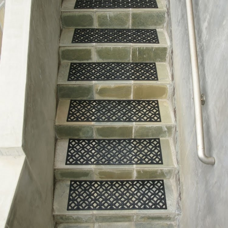 50 Outdoor Rubber Stair Treads You Ll Love In 2020 Visual Hunt | 48 Inch Outdoor Stair Treads | Unfinished Pine | Nose Stair | Mat | Rubber Stair | Non Slip
