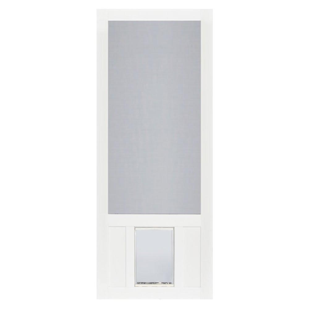 screen door with pet door you ll love
