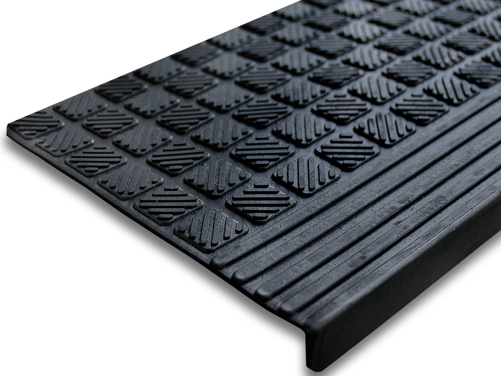 50 Outdoor Rubber Stair Treads You Ll Love In 2020 Visual Hunt   Exterior Rubber Stair Treads   Solid Weathered   Luxury Vinyl Stair   14 Inch Deep   Vinyl Covered   Pattern