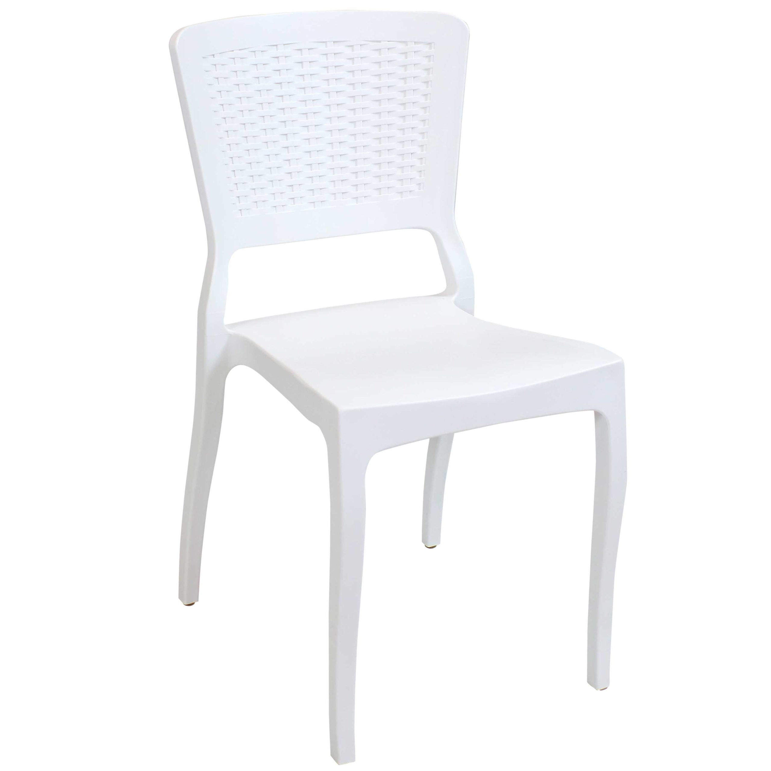 white plastic patio chairs you ll love