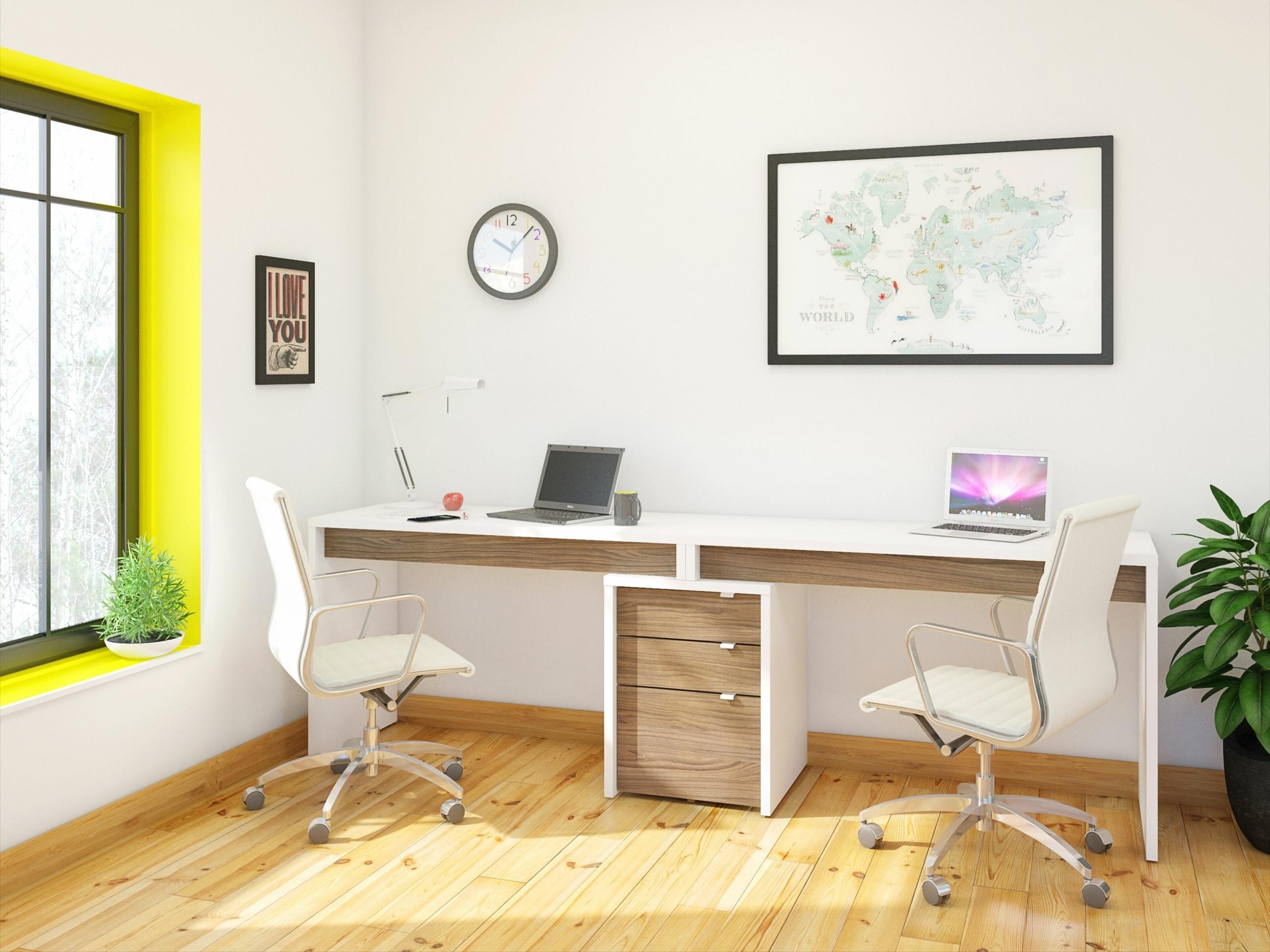 2 Person Desk You Ll Love In 2020 Visualhunt